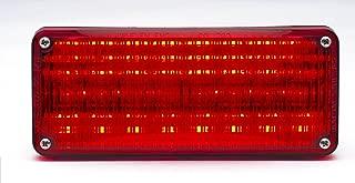 Whelen 700 Series Linear Super-LED Lighthead - Red - No Flange