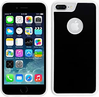 Koala Stick Anywhere Phone Case - For iPhone 7 Plus/7s – Nano Suction Cups Stick to Flat & Smooth Surfaces to Defy Gravity - Hands-free or Full Body Selfies & Videos - Easy-Clean & Anti-Scratch -White