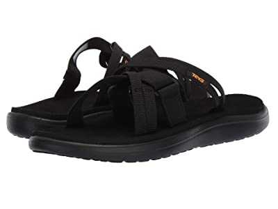 Teva Voya Slide (Black) Women