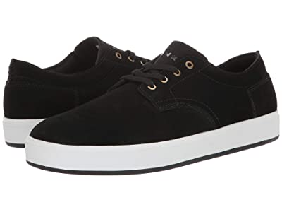 Emerica Spanky G6 (Black/White) Men