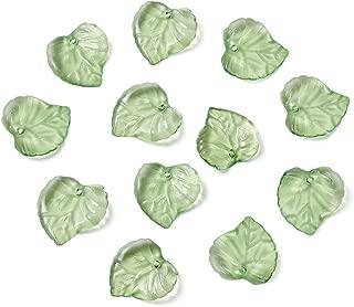 Best green leaf pendant Reviews