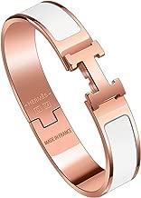 Best hermes clic bracelet rose gold Reviews