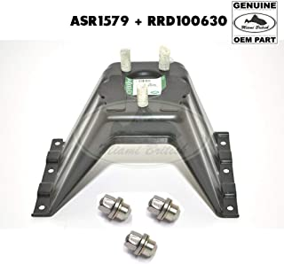 Miami British Spare Wheel Carrier W/Nuts x3 Discovery II 2 ASR1579 RRD100630 OEM