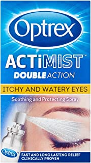 Optrex ActiMist Soothing and Protecting Spray, 10ml