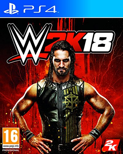 WWE 2018 - PlayStation 4 [Edizione: Spagna]