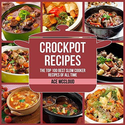 Crockpot Recipes audiobook cover art