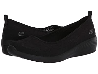 SKECHERS Arya Airy Days (Black) Women