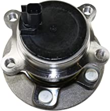 Wheel Hub and Bearing compatible with 2012-2017 Ford Focus Rear Left or Right FWD 5 x 4.25 in. Bolt Pattern