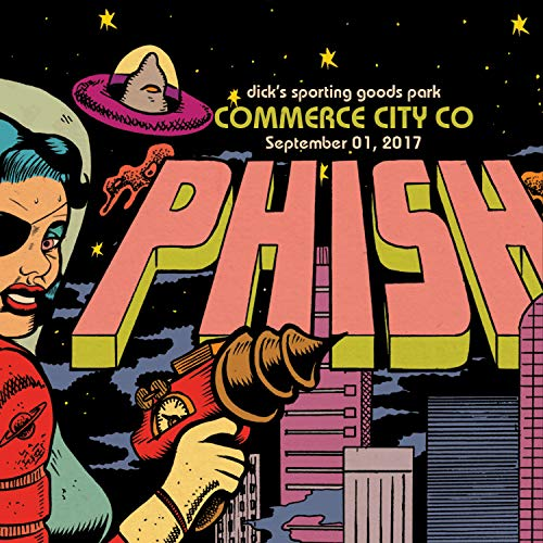 Phish: 9/1/17 Dick's Sporting Goods Park, Commerce City, CO (Live)