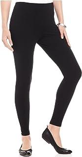 FashGlam Women Premium Ankle Length Cotton Legging - Black