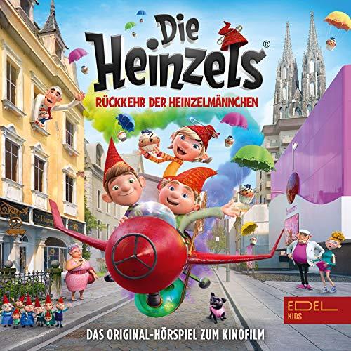 Die Heinzels. Das Original-Hörspiel zum Kinofilm Titelbild