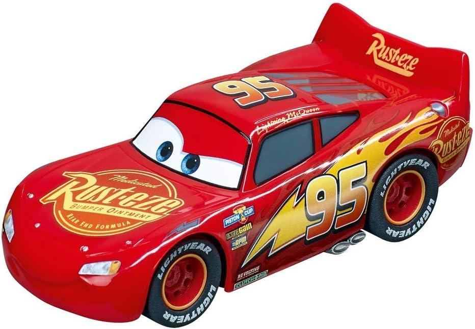 Carrera 64082 GO Disney Pixar trust Cars C Elegant 3 Lightning McQueen Slot