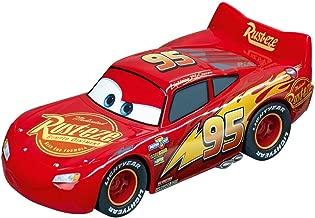 Carrera 64082 GO!!! Disney/Pixar Cars 3 Lightning McQueen Slot Car Racing Vehicle