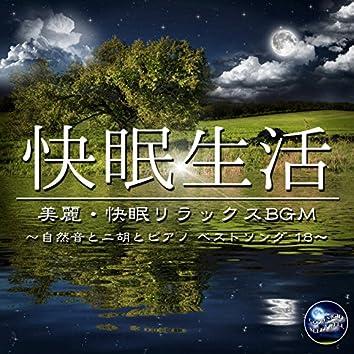 Sound Sleep - Piano and Erhu Environmental Sound Best Songs 18