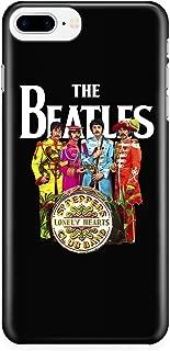 iPhone 7 Plus/7s Plus/8 Plus Case, The Beatles Case for Apple iPhone 7 Plus/7s Plus/8 Plus, Stg'Peppers Lonely Heart Club Band iPhone Case (iPhone 7 Plus/7s Plus/8 Plus Case - Black)