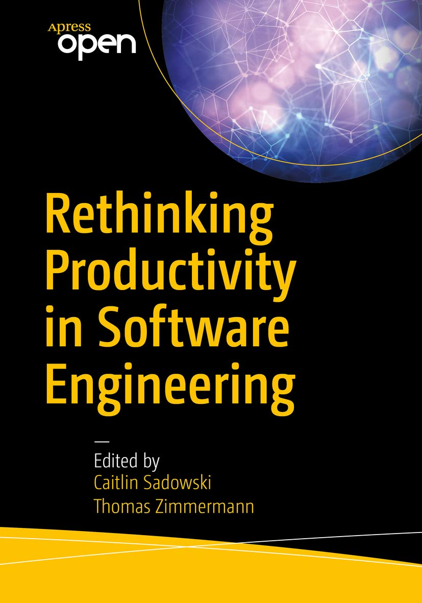 Image OfRethinking Productivity In Software Engineering (English Edition)