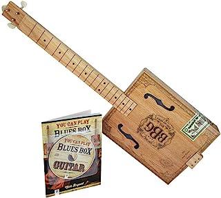 Hinkler 3 String Electric Blues Box Slide Guitar Kit (EBB)