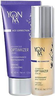 Yonka Advanced Optimizer Serum & Cream - Intensive Anti-Aging Treatment for All Skin Types (1 Ounce / 30 Milliliter - 1.35...