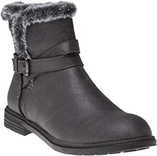 XTI 55755 Girls Boots Grey