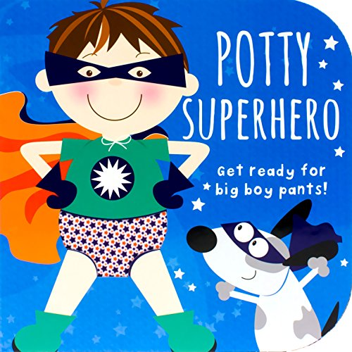 Product Image of the Potty Superhero
