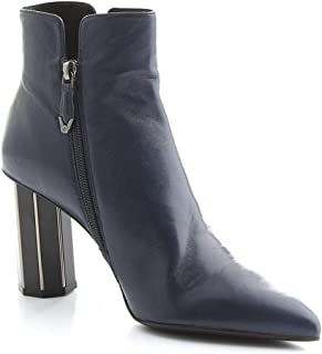 Bruno Premi Luxury Fashion Womens 5904XDEEP Blue Ankle Boots | Fall Winter 19