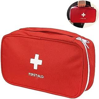 EQLEF/® exterior Kit de primeros auxilios vac/ía Packet rojo