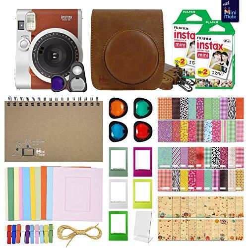 Fuji Instant Camera Gift Set