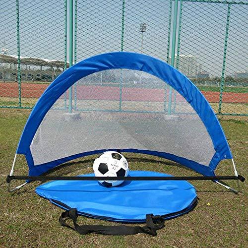 Winter sports Plegable y portátil Portería de Fútbol para