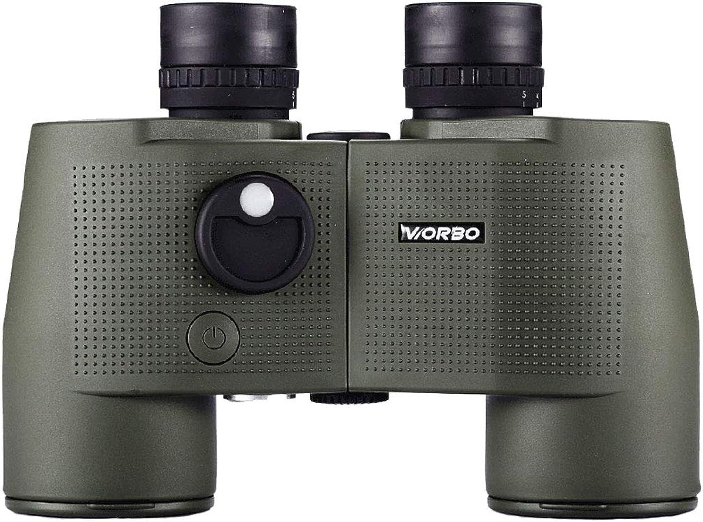 NitrogenFilled Waterproof Binocular Night Vision Telescope HD HighPowered Binoculars,7  50