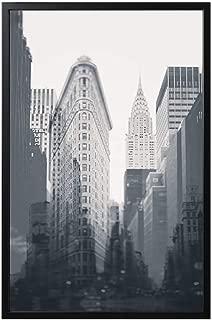 IKEA Bjorksta Picture and Frame New York City Black 292.984.01