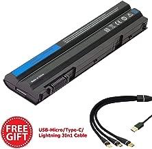 Battpit Battery for Dell E5420 E5430 E5530 E6420 E6430 E6520 E6530 Inspiron 4420 5420 5425 7420 7520 4720 5720 M421R M521R N4420 N4720 N5420 N5720 N7420 Vostro 3460 3560 Laptop Notebook