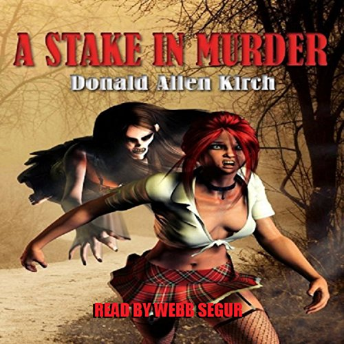 A Stake in Murder cover art