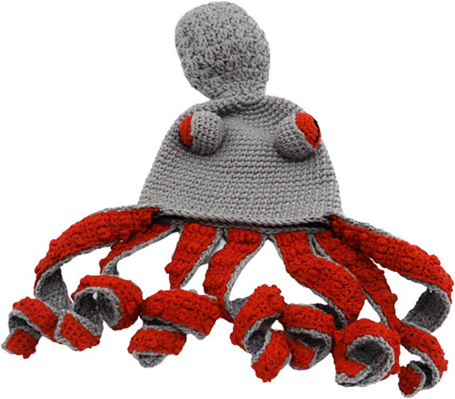 Fashion KAMIZE Tricky and Fun sale Octopus Headgear Adult Party Halloween for