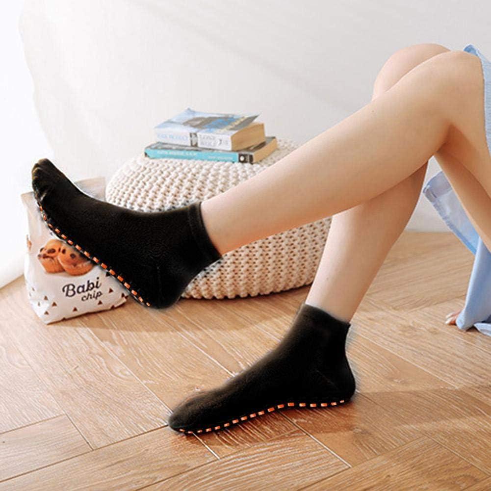 SmarTopus Kids Anti-Skid Socks, Children's Slide Gripper Socks for Trampoline and Yoga, Children's Non-Slip Socks Floor Breathable Footwear Thin Yoga Socks Trampoline Elastic Stockings