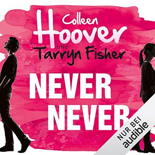 Never Never audiobook cover art