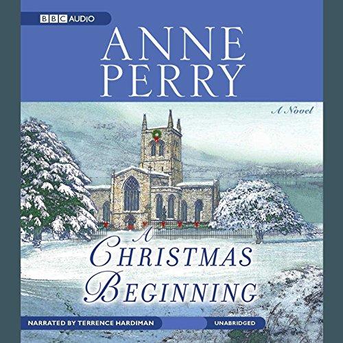 A Christmas Beginning cover art