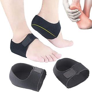 kaki Vosarea Prot/ège-chaussures de conduite r/ésistant /à lusure pour talon de conducteur 1 pi/èce