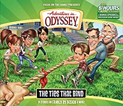 By AIO TeamThe Ties That Bind (Adventures in Odyssey)[Audio CD] September 30, 2014