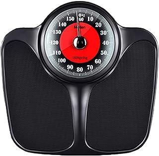 El Peso Corporal Báscula De Baño Báscula Con Paso-On Technology, Body Balance Mecánicas Peso Escalas 160Kg Piso