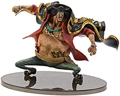 AHAI YU One Piece Smoker Statue Model Character Decorations//Toy//Collections//Crafts//Christmas High About 13.5cm