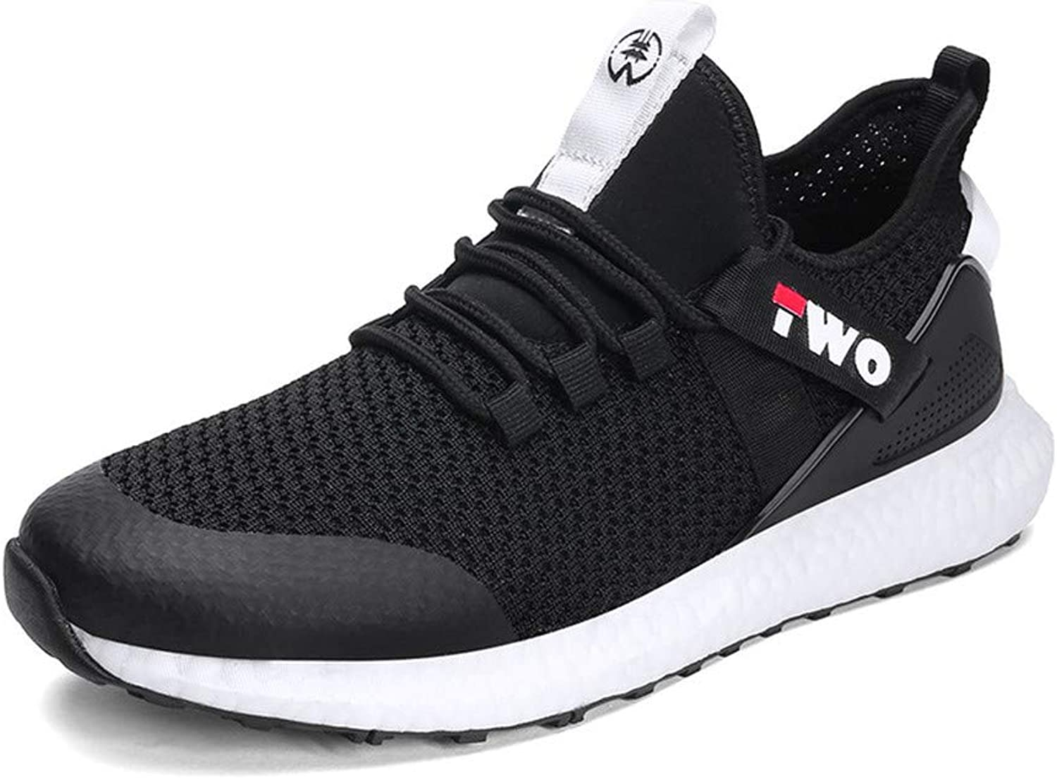Fashion shoesbox Men's Women's Running shoes Fashion Breathable Sneakers Mesh Soft Sole Casual Athletic Lightweight Walking shoes