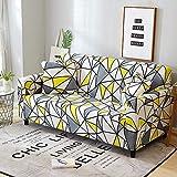 ASCV Funda de sofá Tight Wrap Stretch Funda de sofá Toalla de sofá para Muebles Sillón Sofá...