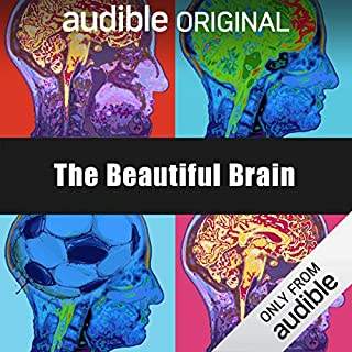 The Beautiful Brain audiobook cover art