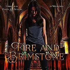 Fire and Brimstone: A Reverse Harem Paranormal Academy Romance