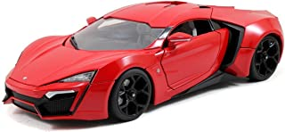 Fast and Furious 7 Lykan Hypersport 1/18 Scale Diecast Model Car by Jada
