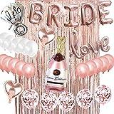 Bachelorette Bride Party Fournitures,QSXX Bachelorette Party...