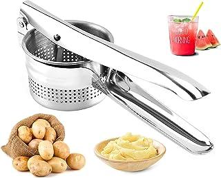 هراسة يدوية من الفولاذ المقاوم للصدأ للبطاطا والفواكه والخضروات وطعام الأطفال من روفاتيك