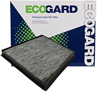 ECOGARD XC45772C Premium Cabin Air Filter with Activated Carbon Odor Eliminator Fits Mercedes-Benz E350 2006-2009, E320 20...