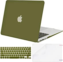 Laptop Protector Case Eucalyptus Leaves Green Decoration Plastic Hard Shell Compatible Mac Air 13 Pro 13//16 Mac Air Case Protective Cover for MacBook 2016-2020 Version