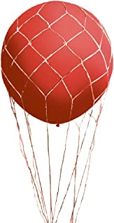 Loftus Party Supplies Hot Air Balloon Net for 3' Balloons, White